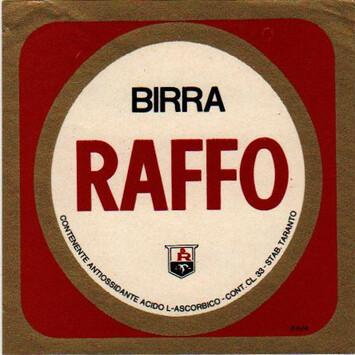 Birra raffo logo